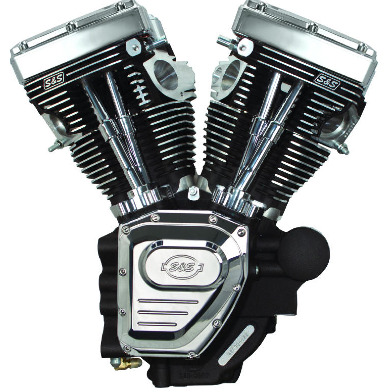 ENGINE T143 BLACK