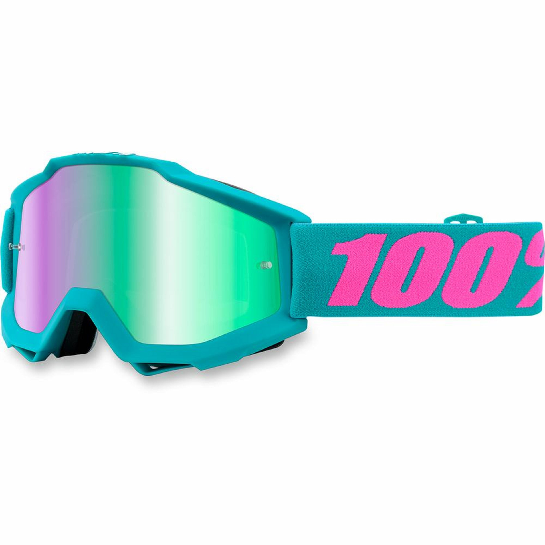 100% Crossglasögon Accuri Passion Cyan