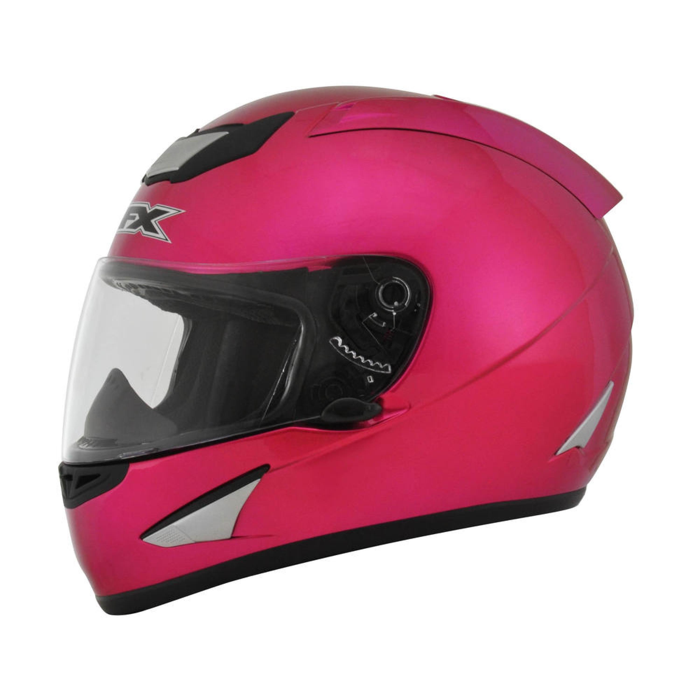 AFX Integralhjälm FX-95 Solid Glansig 2017 Rosa