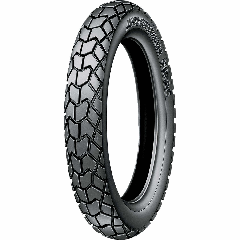 Michelin SIRAC 110/80-18 Bak