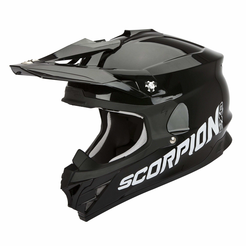 Scorpion Crosshjälm VX-15 2017 SVART