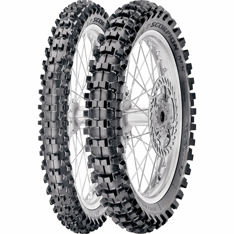 Pirelli 2.50-10 Mid Soft MX32 Fram