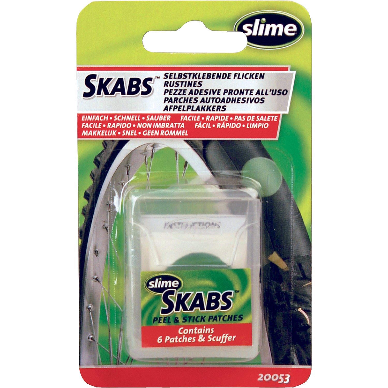 Däckplåster Slime