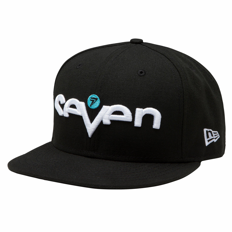 SEVEN Keps Brand 2016 Svart/Blå