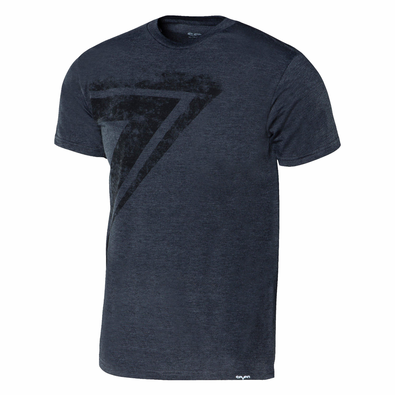 SEVEN T-Shirt BARN Element 2016 Grå/Lila