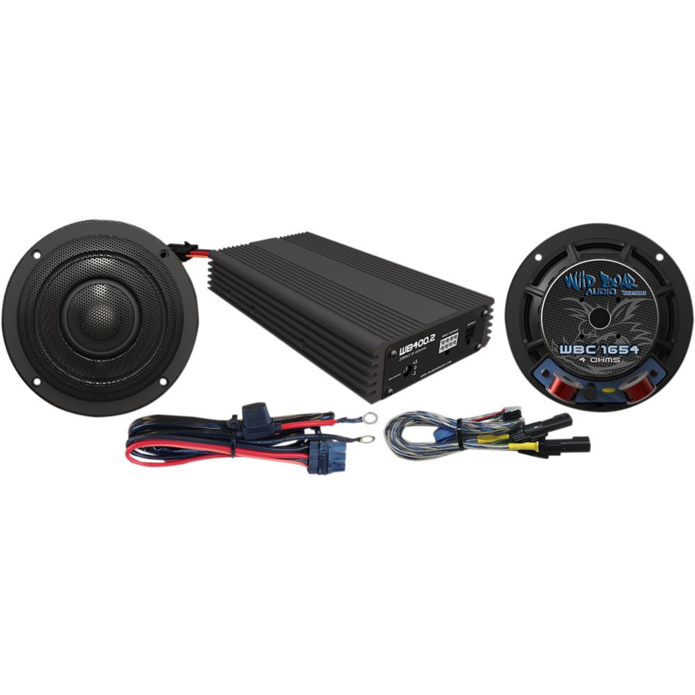 SPEAKER6.5 /AMP 400W KIT