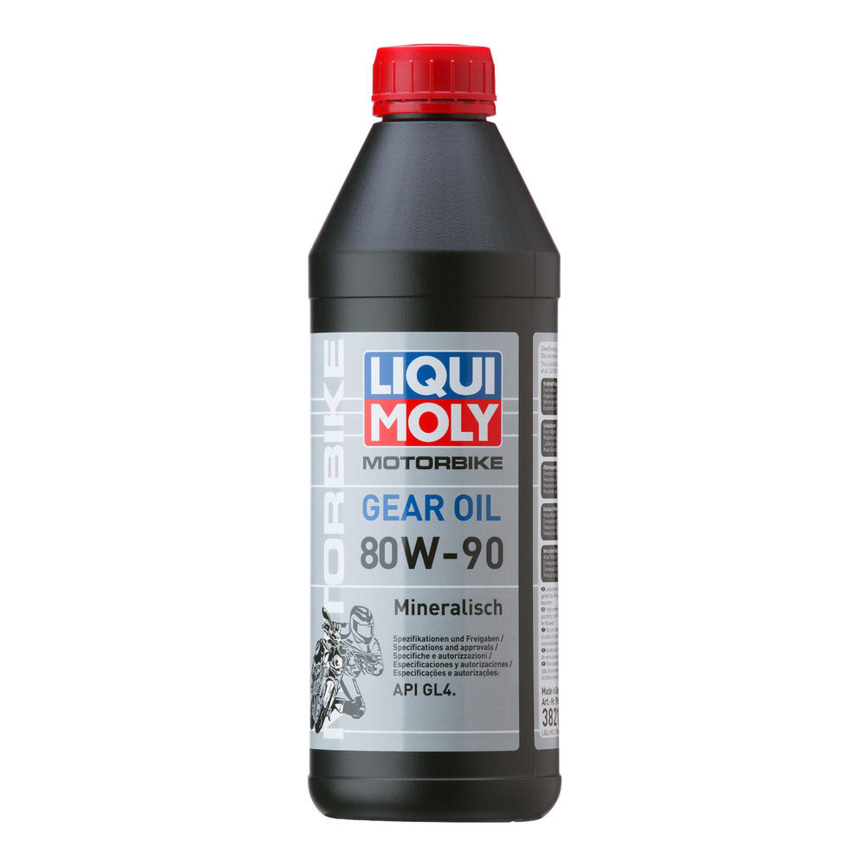 Växellådsolja Gear 80W-90 Liqui Moly