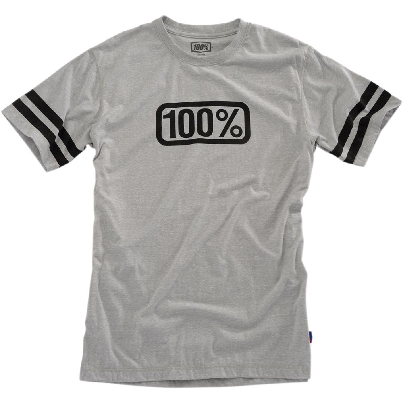 100% T-Shirt Legacy Grå