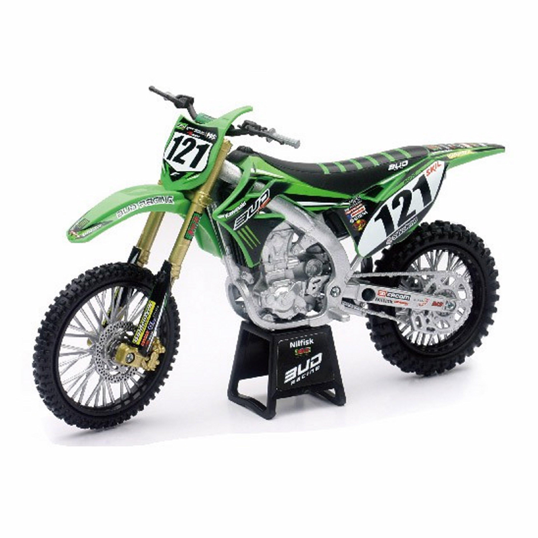 New-Ray, 1:12 Kawasaki/ Bud Racing