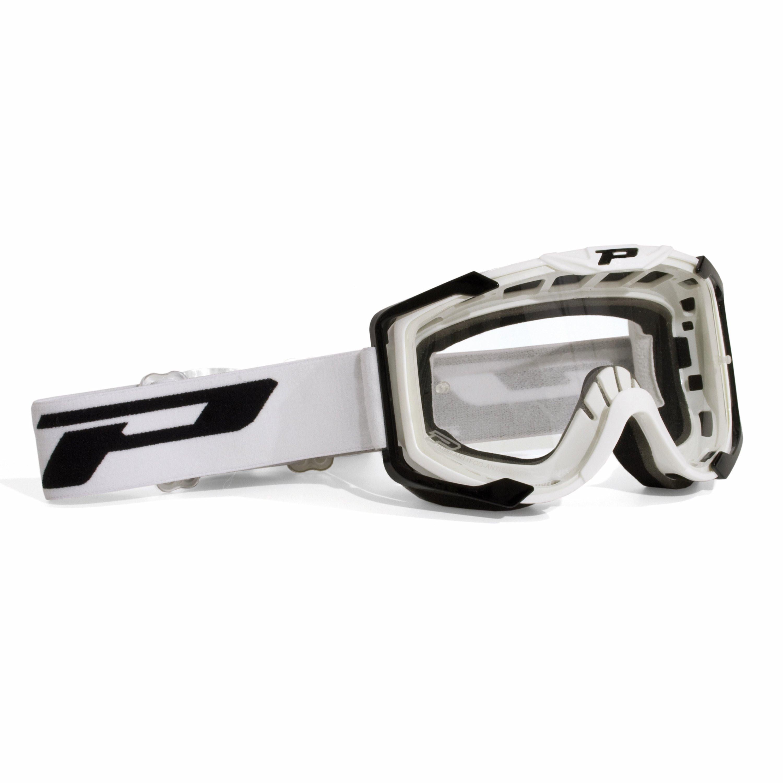 Progrip Crossglasögon 3400 Menace Vit