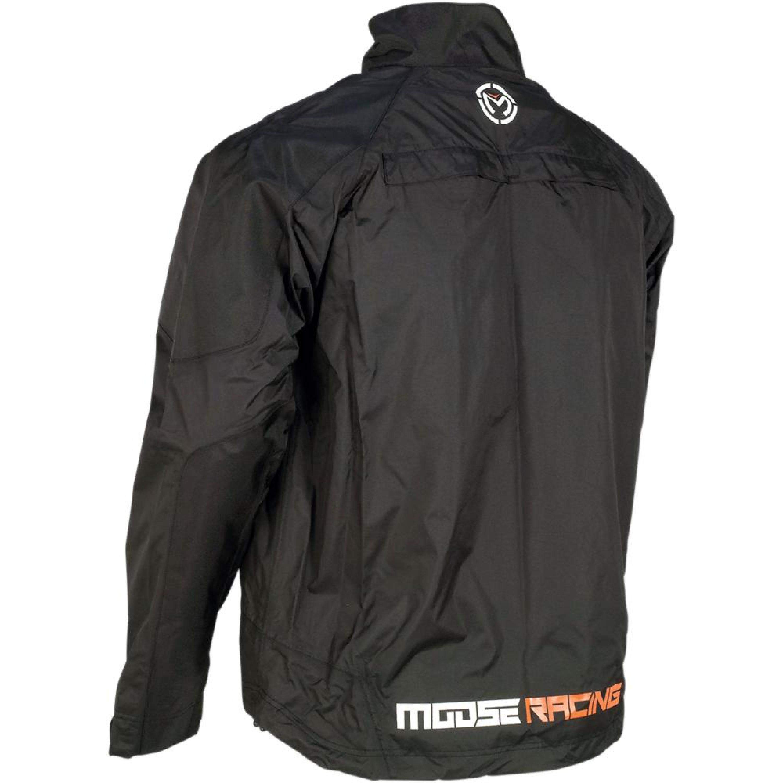 Moose Racing Jacka XC1 RAIN 2018 Svart