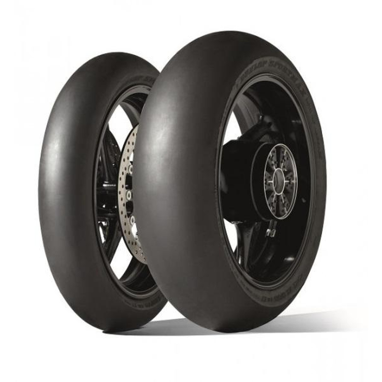 Däck BAK GP Racer D212 Slick Dunlop