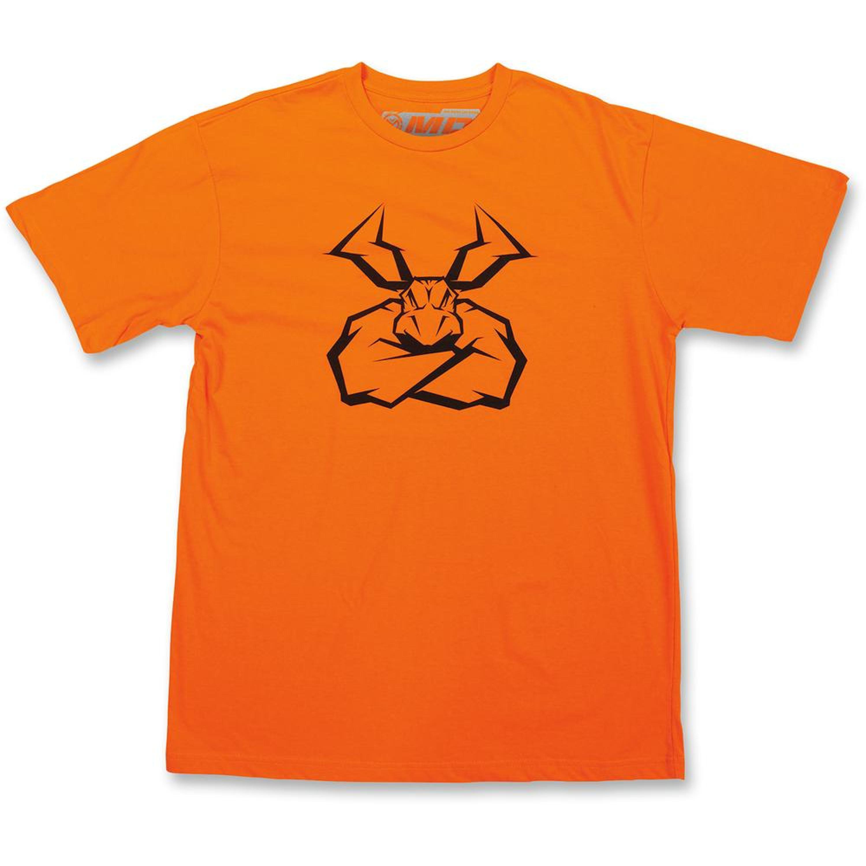 Moose Racing T-Shirt AGROID 2018 Orange