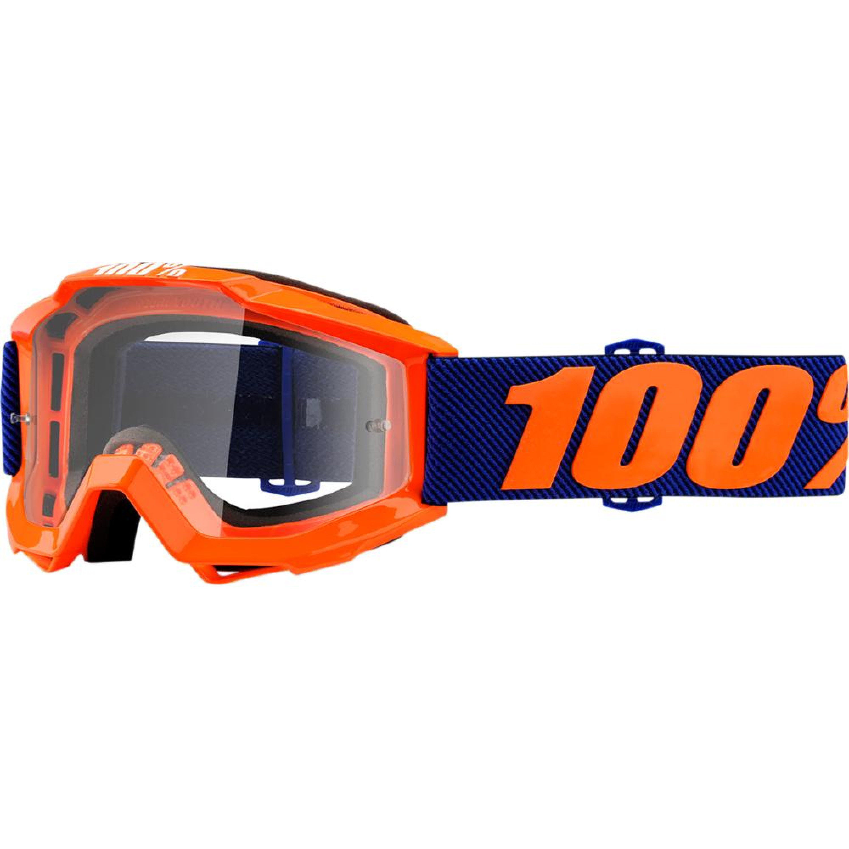 100% Crossglasögon Barn Accuri 2018 Orange/Svart Klar