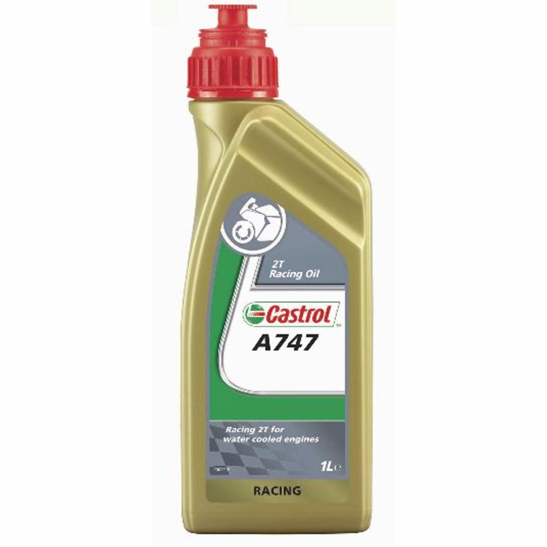 ENGINE OIL 2T CASTROL | RACING A747 | 450439 / 12X1L