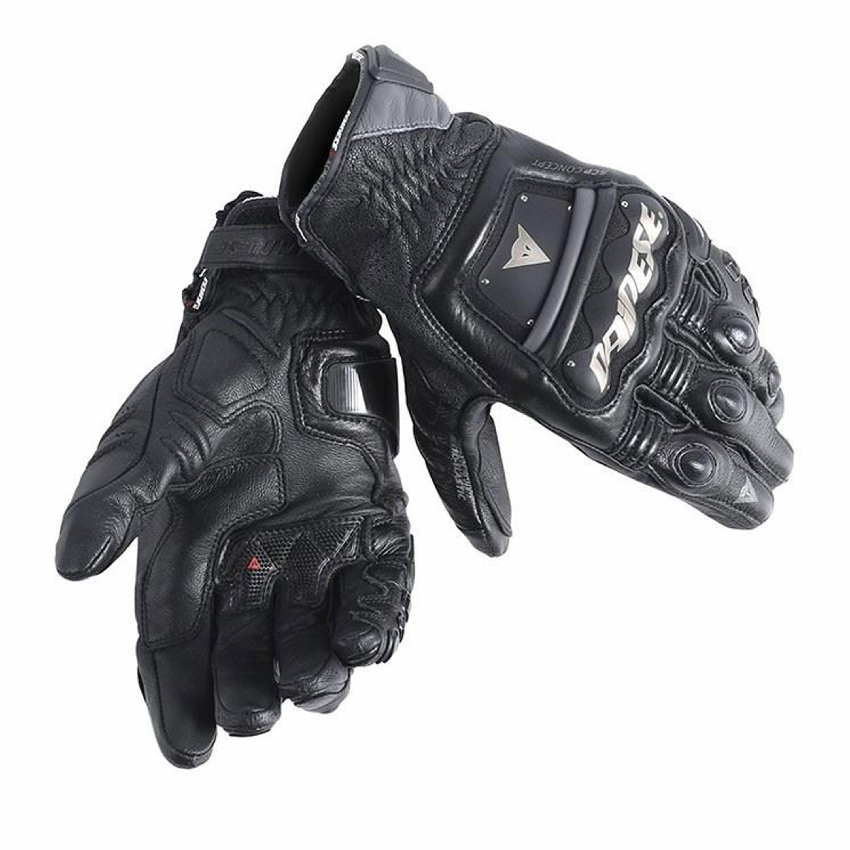 Dainese Mc-Handskar 4-Stroke EVO Vit/Svart