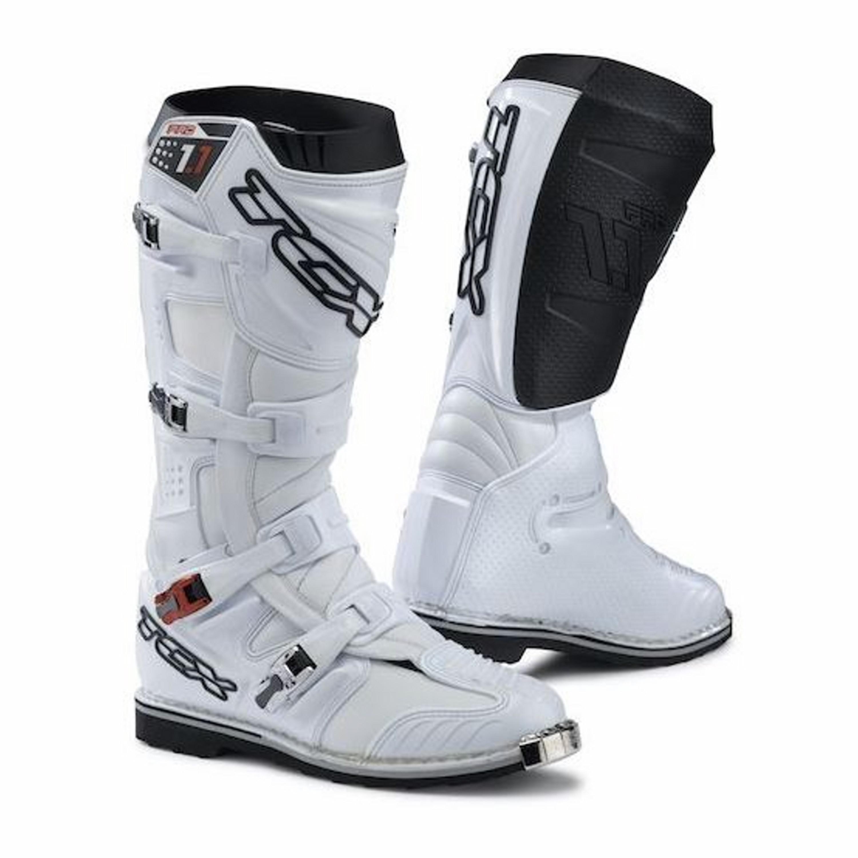 BOOT TCX PRO 1.1 | WHITE | SIZE 41