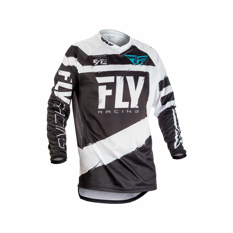 FLY Crosströja F-16 2018 Grå/Svart