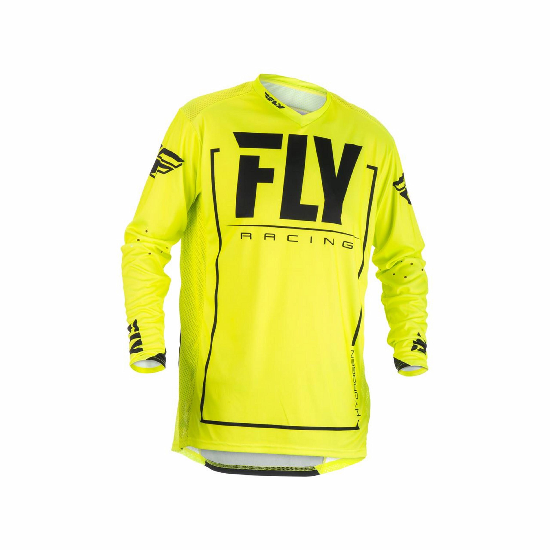 FLY Crosströja LITE 2018 Hiviz/Gul/Svart