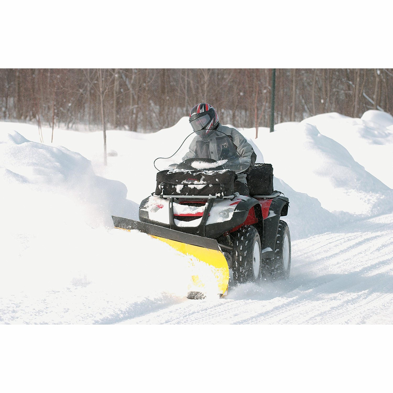 Plogblad Country Gul/Svart MOOSE SNOW