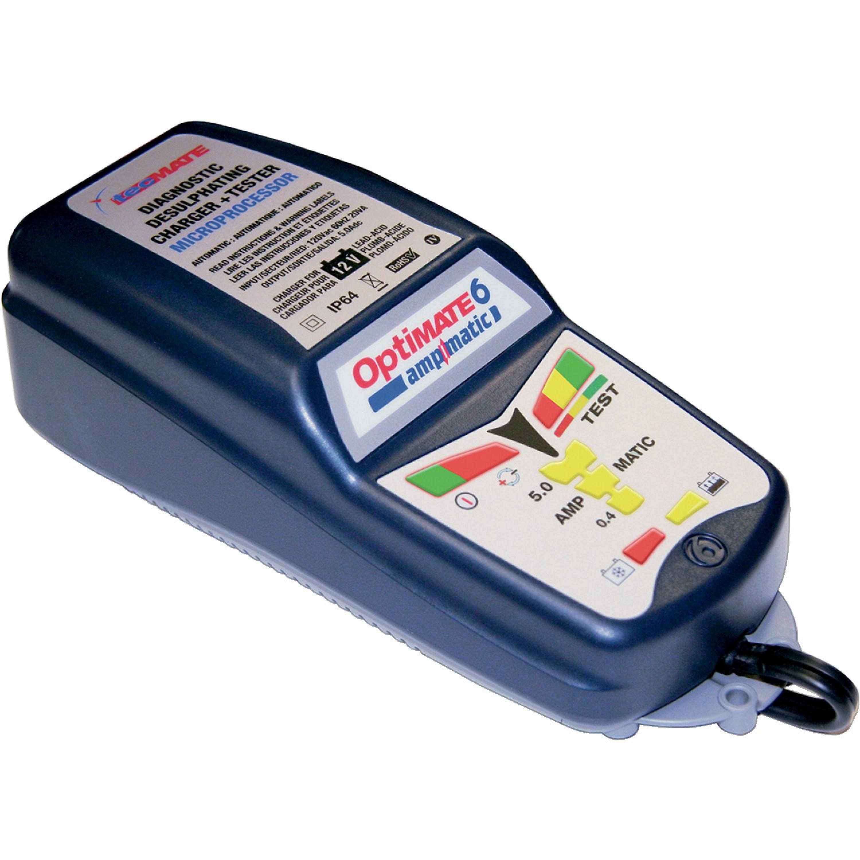 Batteriladdare Optimate 6