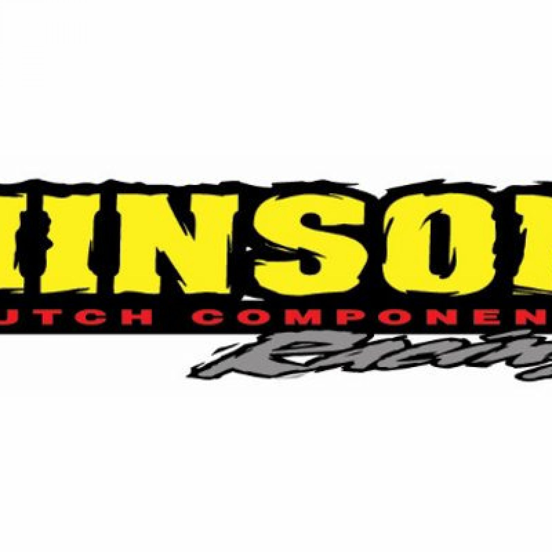 HINSON RACING Logo