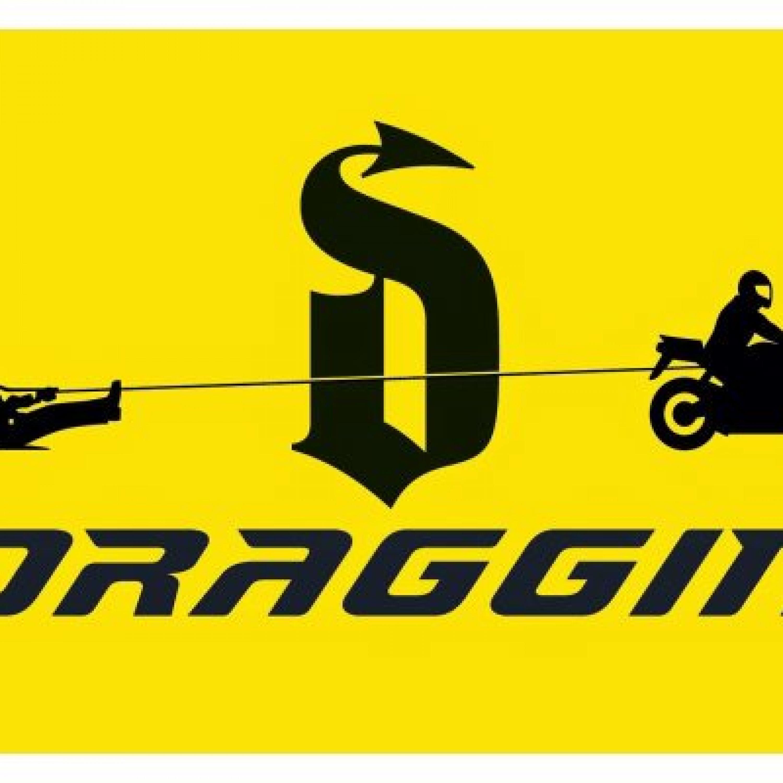 DRAGGIN Logo