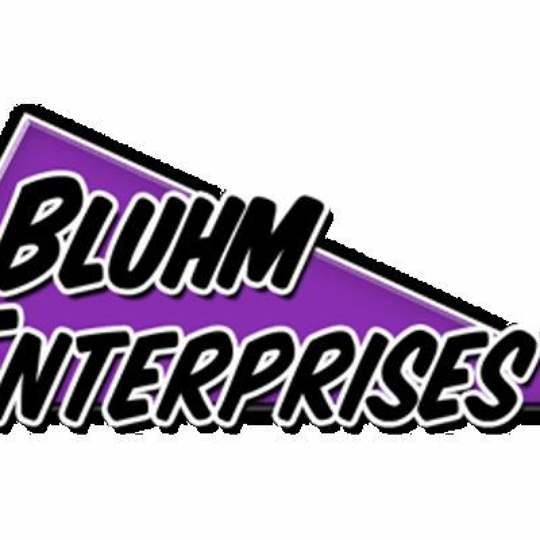 BLUHM ENTERPRISES Logo