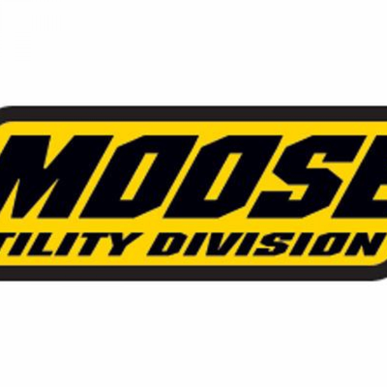 MOOSE UTILITY- SNOW Logo