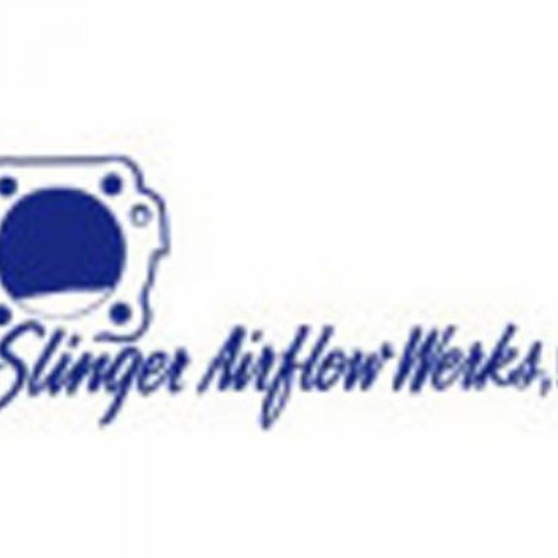 SLINGER AIRFLOW Logo
