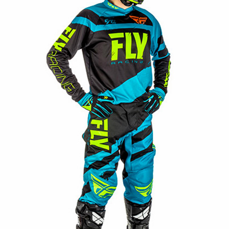 FLY Crosskläder F-16 2018 Blå/Svart