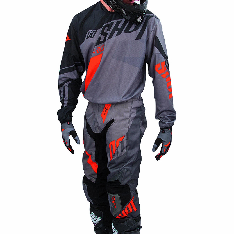 SHOT Crosskläder Flexor System 2016 Grå/Orange