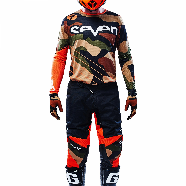 SEVEN Crosskläder Annex Soldier 2017 Orange