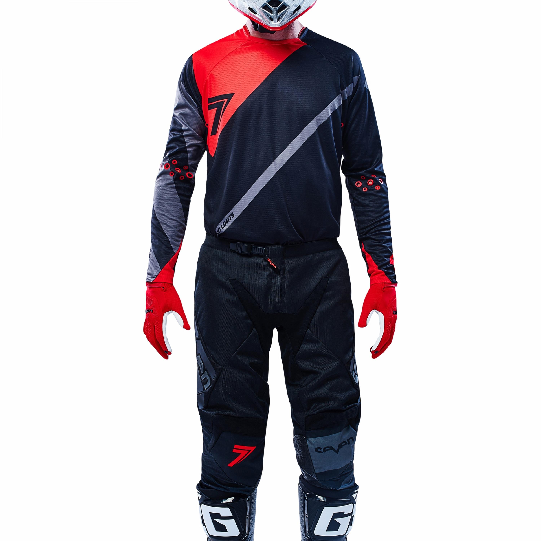 SEVEN Crosskläder Rival Fuse 2017 Svart