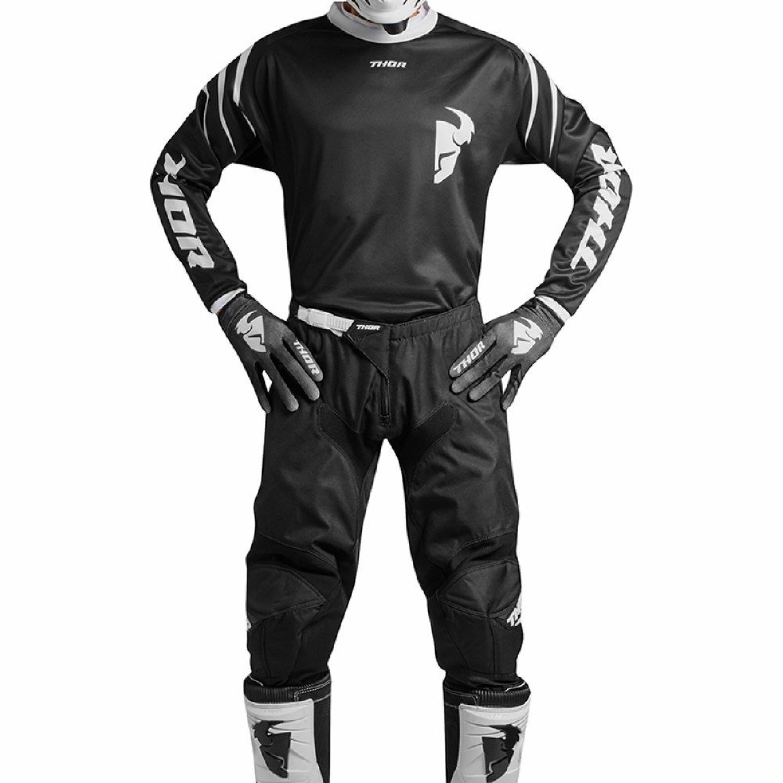 Thor Crosskläder SECTOR 2018 Svart