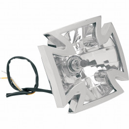 IRON CROSS HEADLIGHT