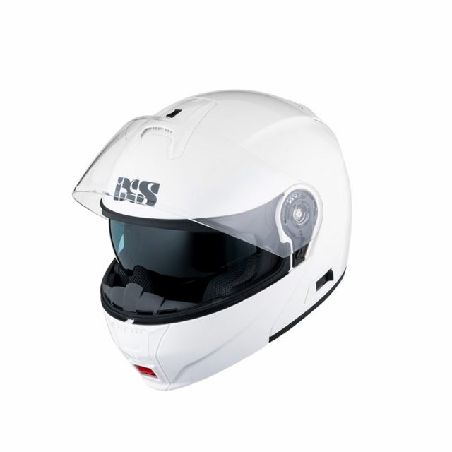 Ixs Öppningsbar Hjälm Hx 325 Vit - Motoaction 3722c2eeb8043