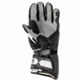 IXS Skinnhandskar Sports Glove RS-400 Svart/Vit
