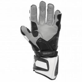 IXS Skinnhandskar Sports Glove RS-500 Svart/Vit