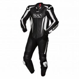 IXS Skinnställ Sports Suit RS-1000 Svart/Vit