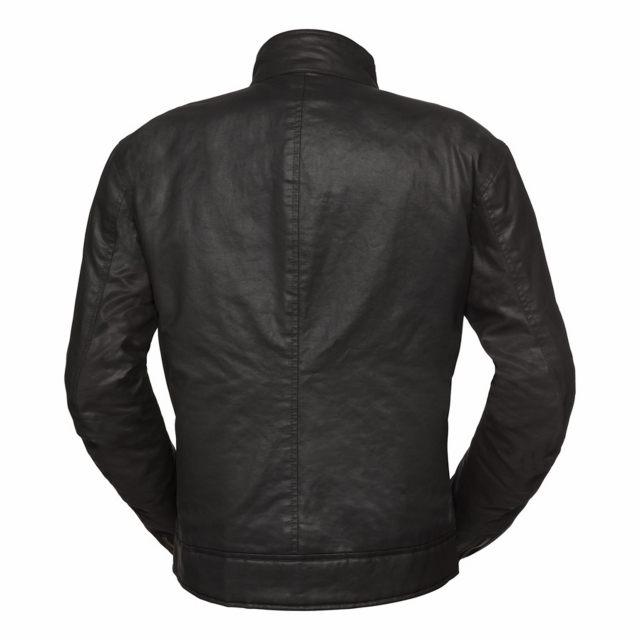 IXS Textiljacka Classic Jacket Vintage Short Svart