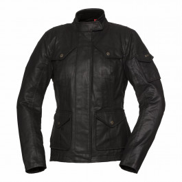 IXS Textiljacka Dam Classic Women's Jacket Vintage Svart