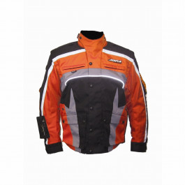 JOPA MX Endurojacka Mercury Svart/Orange