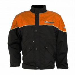 JOPA MX Endurojacka Sniper Svart/Orange