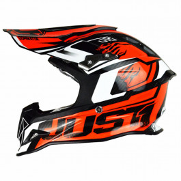 JUST1 Helmet J12 Dominator Orange 58-M