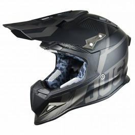 JUST1 Helmet J12 Unit Black 60-L