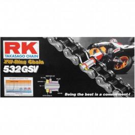 Kedja RK 532 GSV Stål
