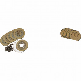 Kopplingskitt Komplett Standard Extra Kevlar/Stål BARNETT