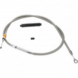 Kopplingsvajer Standard Braid Rostfritt Natural BARNETT