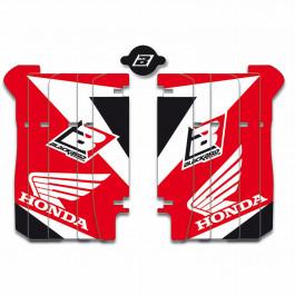 Kylarskydds Dekal Blackbird Racing